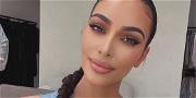 Kim Kardashian Unbothered With Bikini Cartwheeling In Mexico Amid Divorce Rumors