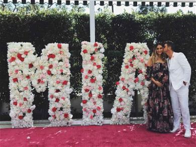 Robin Thicke and April Love Geary Reveal Daughter's Name … Mamma Mia!