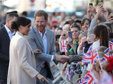 Meghan Markle And Prince Harry's First Trip to Sussex