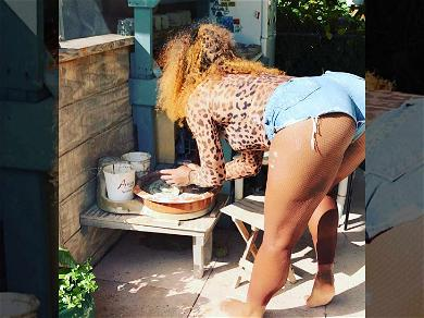 Serena Williams is Kiln the Pottery Game