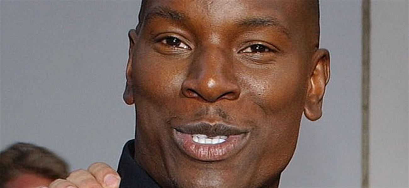 Tyrese Settlement Negotiations Crumble After Actor Nixes Deal