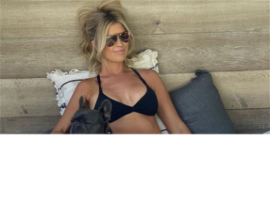 'Flip Or Flop' Star Christina Anstead CRUSHES Instagram Showing Off Her Ripped Body!
