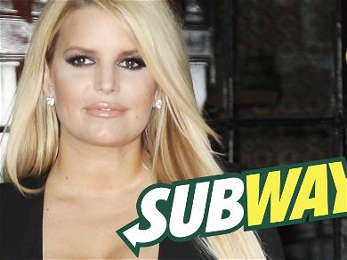 Jessica Simpson Defends Subway Over Tuna Scandal