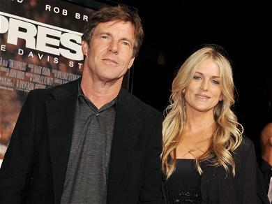 Dennis Quaid Files To Change Child Support For 12-Year Old Twins, Says He Has 50% Custody