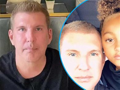 Todd Chrisley Shuts Down Troll That Comments 'Marry Your Own Color' On Pic Of His Granddaughter