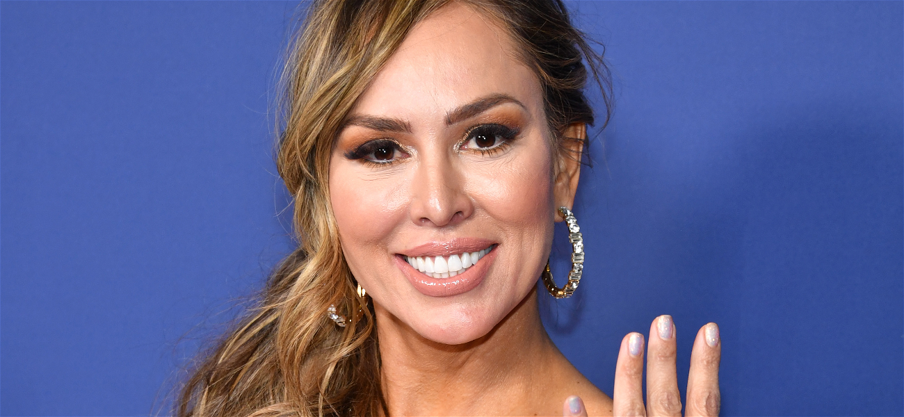 'RHOC' Star Kelly Dodd Slapped With Massive Tax Lien, Accused Of Refusing To Pay $26k Bill