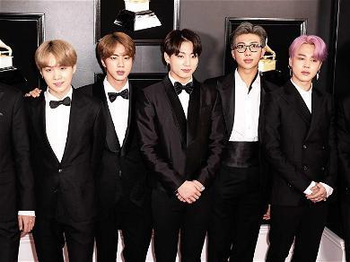 K-Pop Band BTS at the Center of Bootleg Concert Merchandise Legal Battle