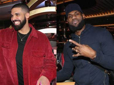 LeBron James Throws Dwyane Wade Birthday Party on Drake's Turf