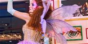 Bella Thorne Suffers Wardrobe Malfunction In Sexy, Skimpy Fairy Costume