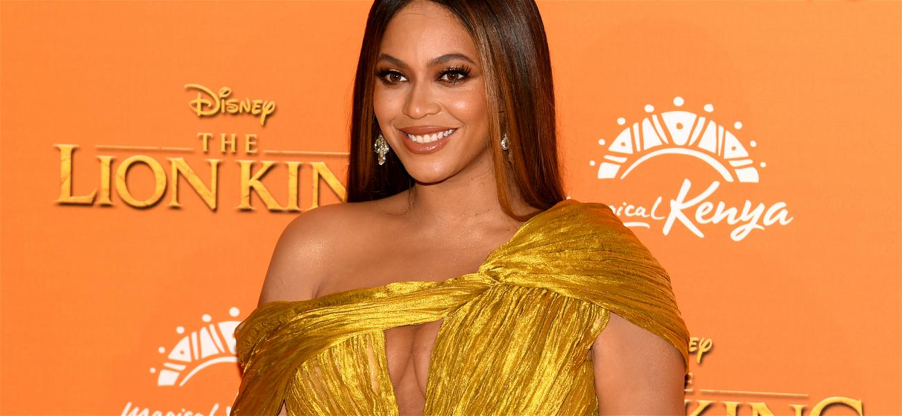Here is the Reason Beyonce Didn't Want to be Photographed During Kobe and Gianna Bryant Memorial