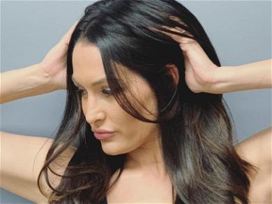 'Total Bellas' Star Nikki Bella Flaunts 'Salma Hayek Vibes' With Massive Cleavage Shots!