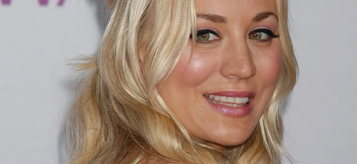 Kaley Cuoco Glows With What Makes Her 'Happiest' Selfie
