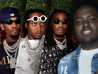 Migos and Sean Kingston Sued by Limo Driver Over Las Vegas Brawl