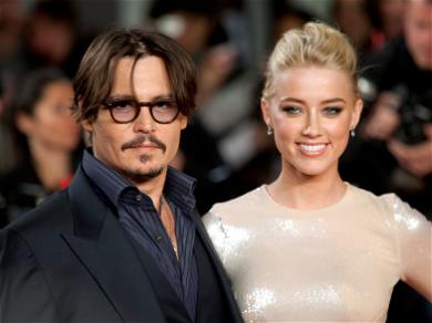 Johnny Depp's Legal Team Uses A Picture Of Amber Heard With Keith Richards To Counter Abuse Accusations