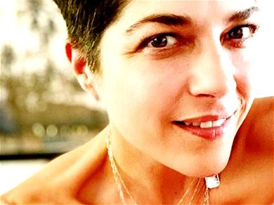 Selma Blair Looks So Hot In Turquoise Bikini, Instagram Sees 'Stars'