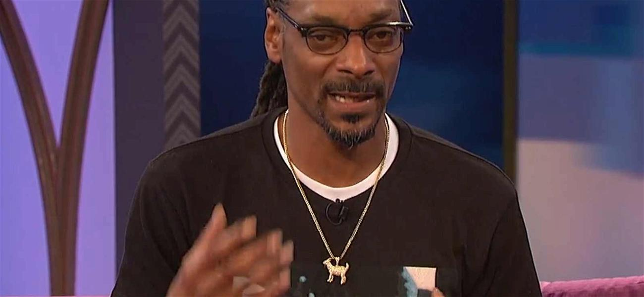 Snoop Dogg Applauds Son for Quitting Football After Researching CTE