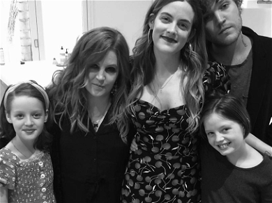Lisa Marie Presley's Kids Barred From Attending Elvis' 85th Birthday Party