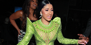 Cardi B 'Okurrr' Trademark Refused by Government Officials