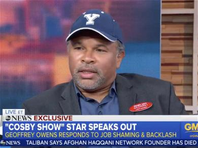 'Cosby Show' Star Geoffrey Owens on Trader Joe's Job-Shaming: 'No One Should Feel Sorry for Me'