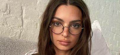 Emily Ratajkowski Shows Out In Wet Leopard Swimsuit To Give Instagram A 'Grand View'