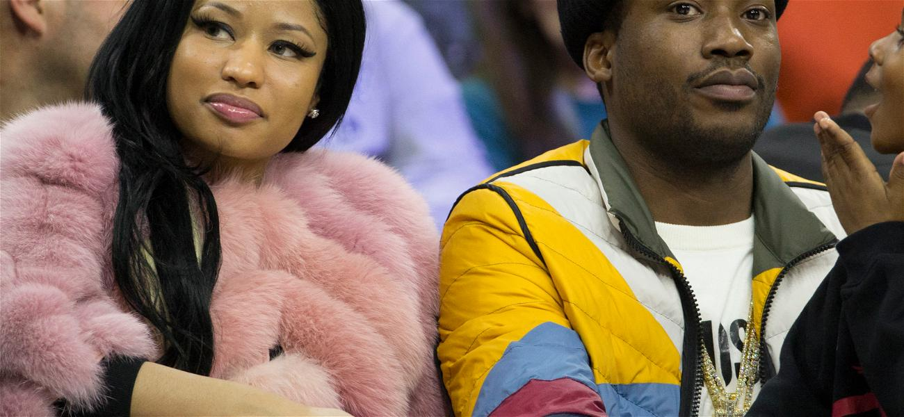 """Nicki Minaj Is """"Harassing"""" Meek Mill And """"Deliberately Stalked"""" Him At Store In Los Angeles"""