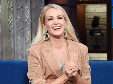 Carrie Underwood's Son Thinks She's 70 – Job Is To 'Wash The Laundry'