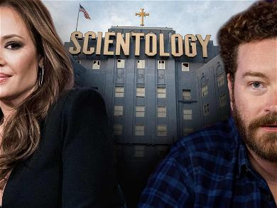 Leah Remini's Ending Her 'Scientology' Show Amid Danny Masterson's Rape Allegations