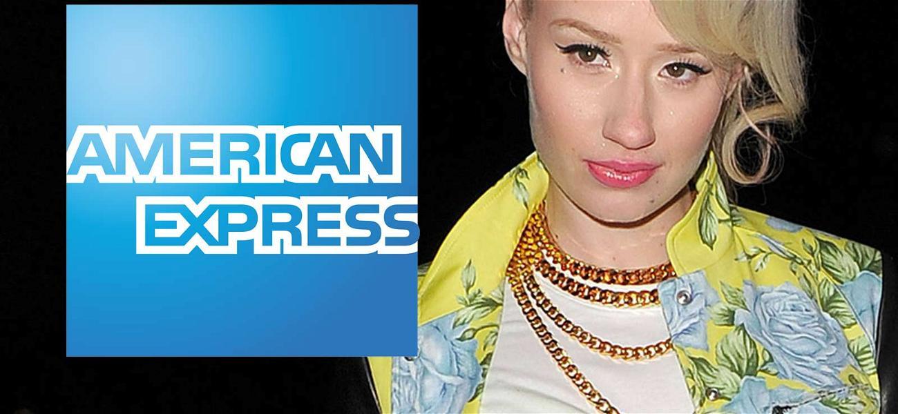 Iggy Azalea Sued Over Massive Amex Debt