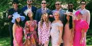 Aaron Rodgers Parties At The Kentucky Derby After Dissing Green Bay Packers