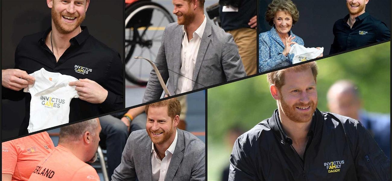 Prince Harry Heads Back to Work After Welcoming Baby Archie With Meghan Markle