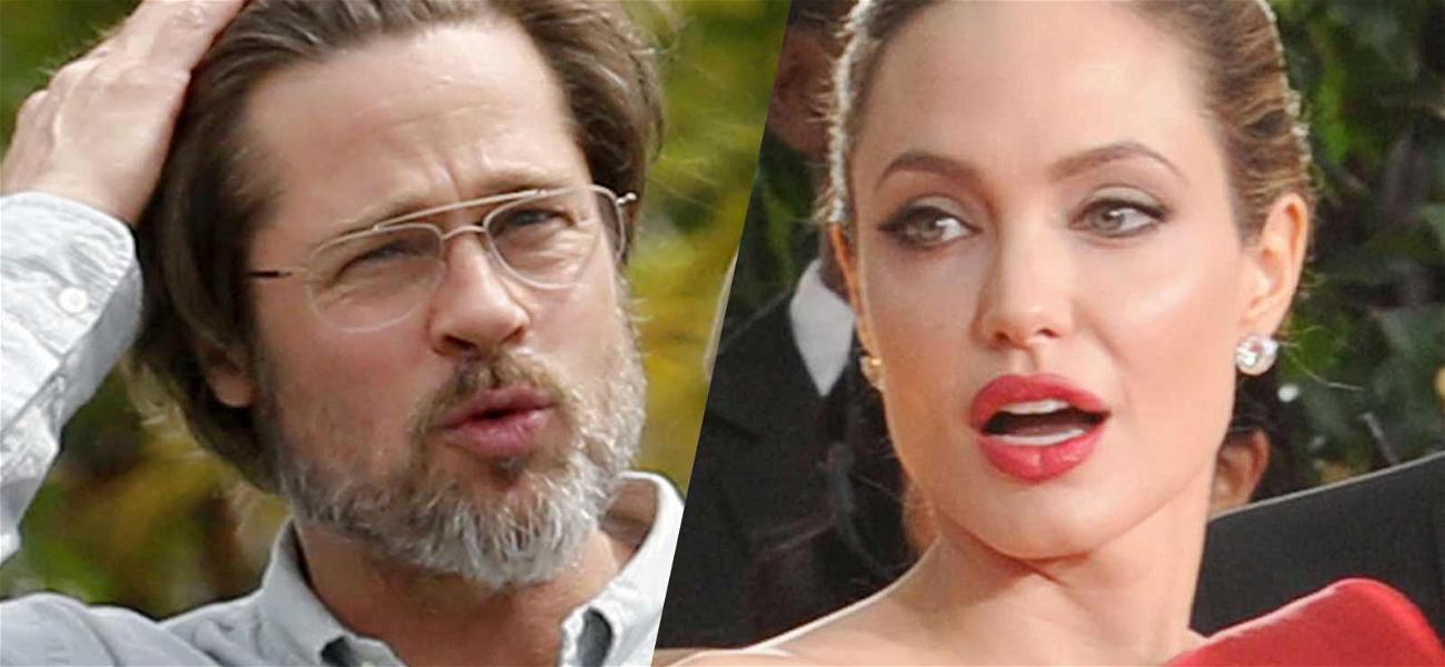 Angelina Jolie in Danger of Losing Physical Custody of Children to Brad Pitt