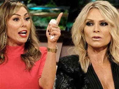 'RHOC' Star Kelly Dodd Calls Tamra Judge 'Thirsty' Over Firing Comments