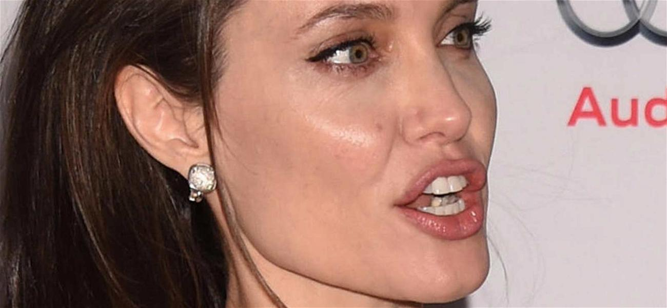 Angelina Jolie at Center of Police Investigation Into LAX Bomb Plot