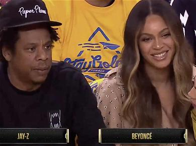 You All Are Overreacting to Beyoncé Allegedly Giving that Woman Shade