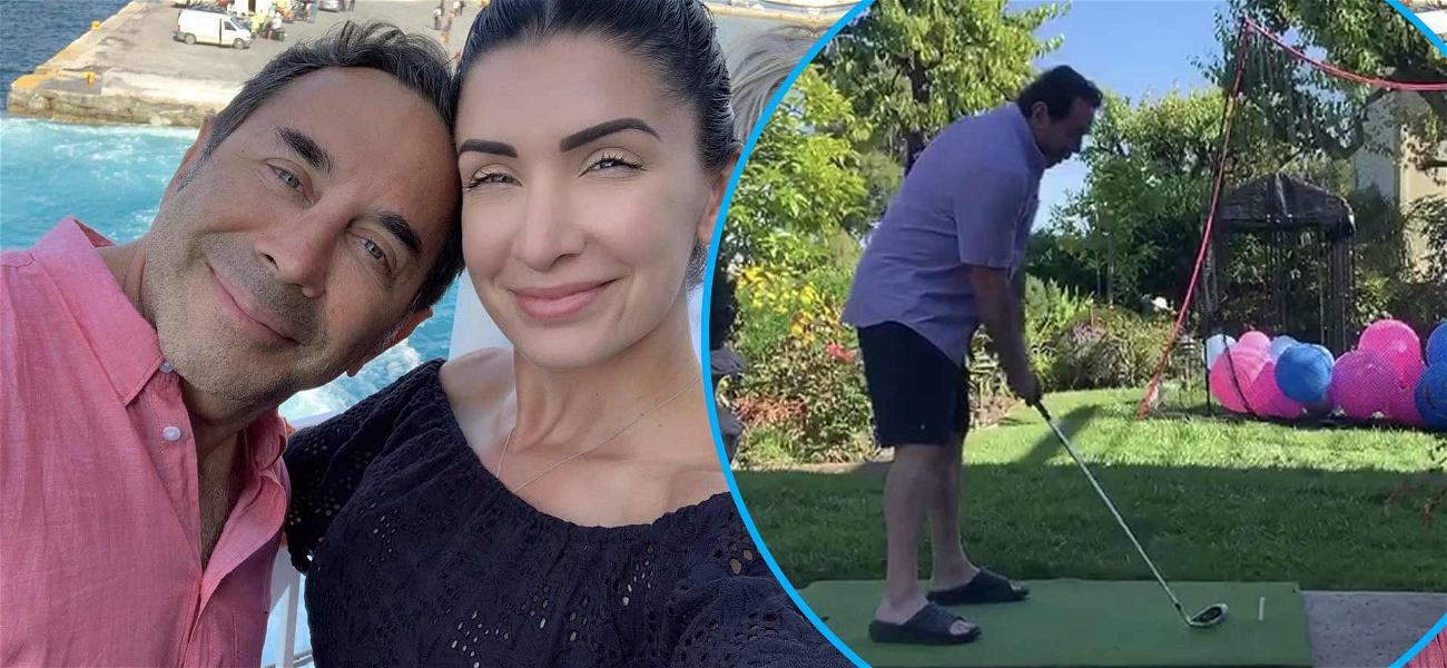 'Botched' Doctor Paul Nassif's Sweet Swing Reveals The Gender Of His New Baby
