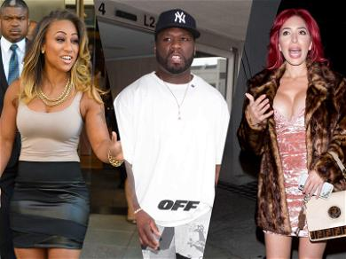 Farrah Abraham Boxing Promoters Want 50 Cent to Referee Fight