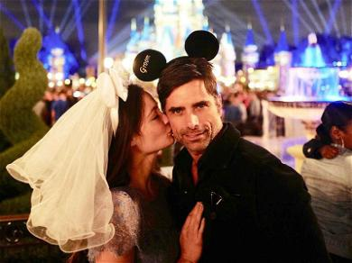 John Stamos and Caitlin McHugh Have a Magical Honeymoon at Disney World!