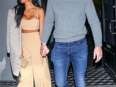 Nicole Scherzinger And New Boyfriend Thom Evans Are Getting Serious