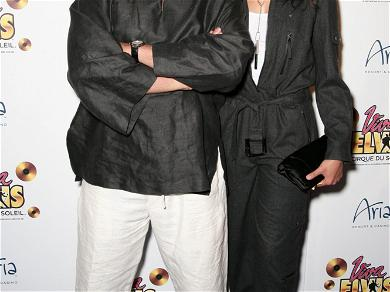 Laurence Fishburne and Gina Torres — Before The Split