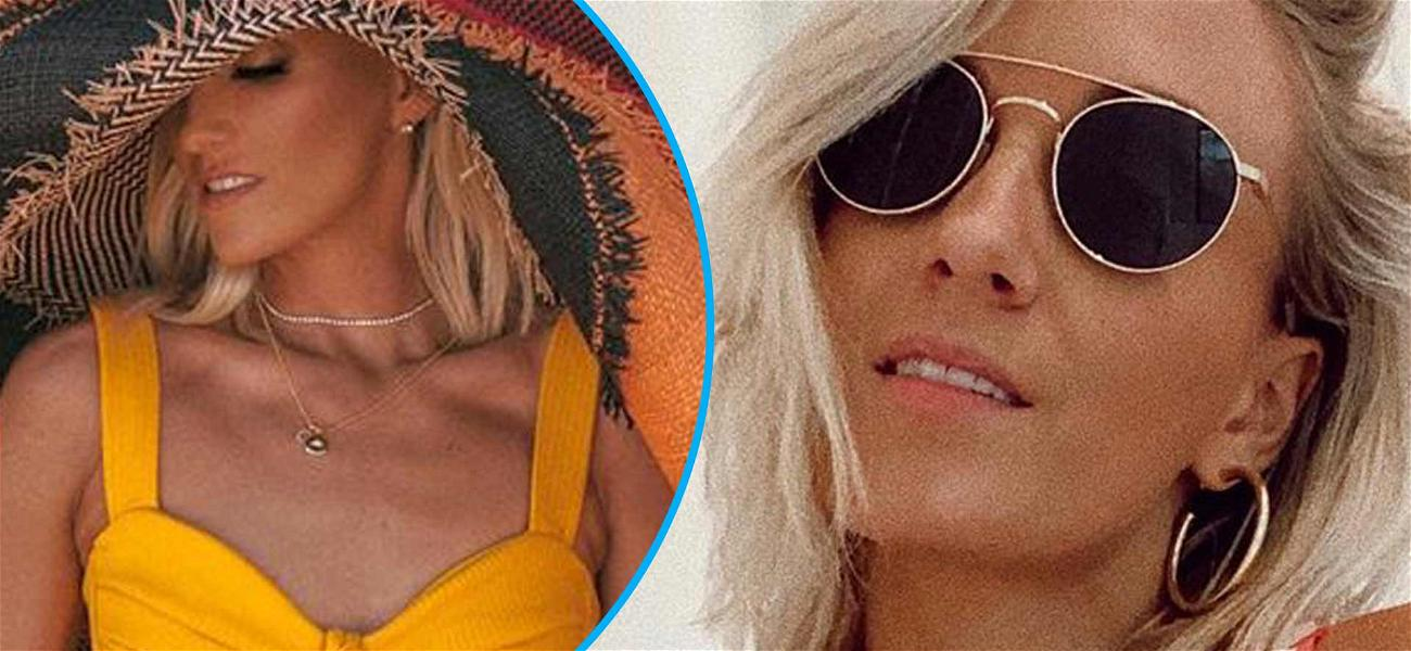 Nastia Liukin Shares Smoking Hot Bikini Pic For Instagram VS Reality Post