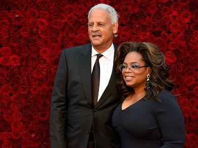 Oprah Explains Why She And Stedman Never Married In A Powerful New Essay