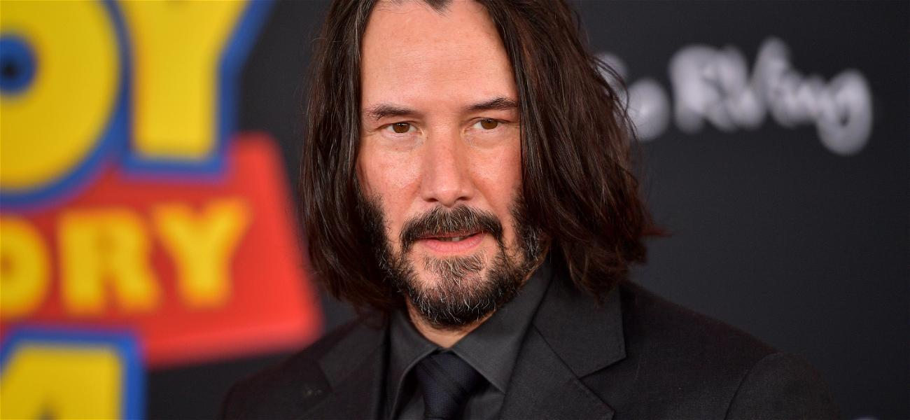 Keanu Reeves Opens Up About The 'Matrix 4' Script, Calls It 'Very Ambitious'