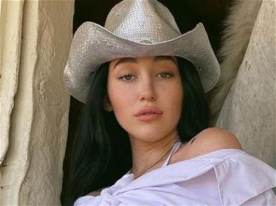 Noah Cyrus Celebrates 500 Million Streams With Undies And Powerful Vocals