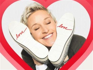 Ellen kicked-off her showbiz career by doing stand-up shows