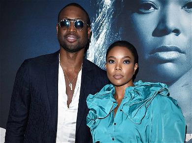 Gabrielle Union & Dwyane Wade Reveal Baby Name With Tattoo