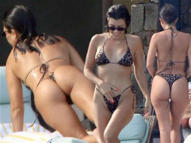 Kourtney Kardashian ¡Ay Caramba! ? on Point … Younes, Who?