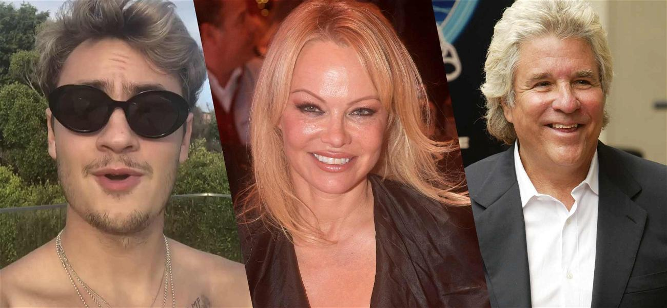Pamela Anderson's Son Brandon Lee Reacts To Mom's Surprise Wedding: 'I Wish Them Luck'