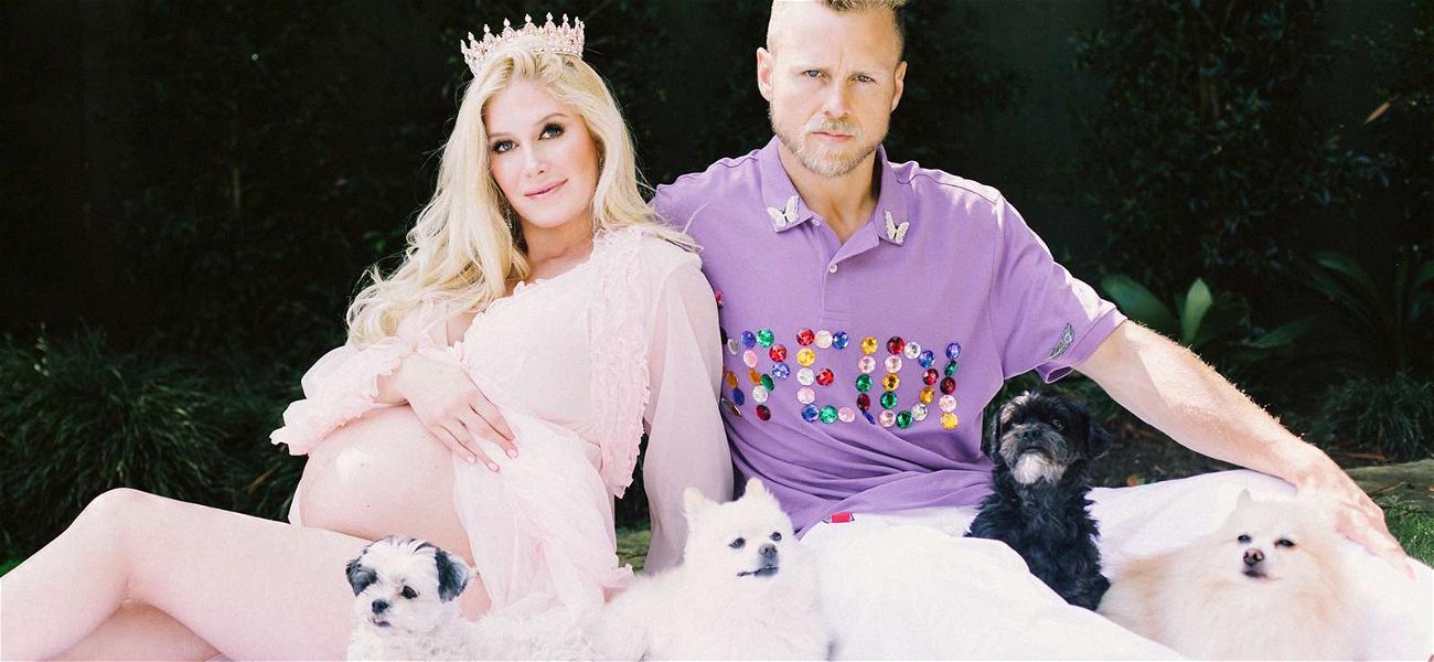 Heidi Montag and Spencer Pratt Brace Themselves for Baby Speidi's Royal Arrival