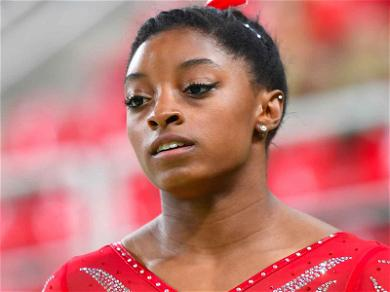 Simone Biles Reveals She Was Molested by Larry Nassar