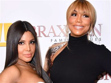 Toni Braxton Shares Sweet Pic With Tamar One Month After Suicide Attempt